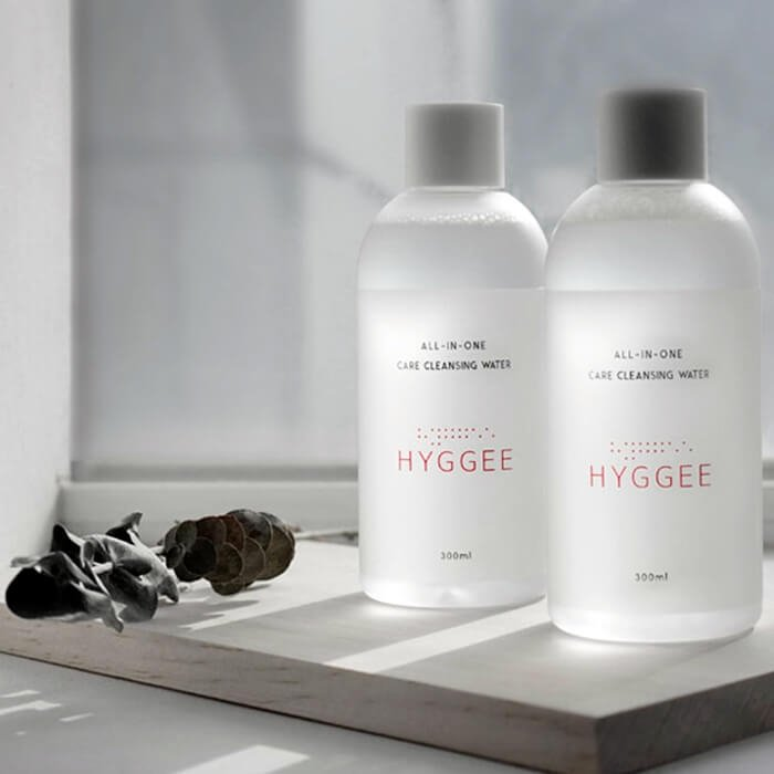 Очищающая вода Hyggee All-in-One Cleansing Water
