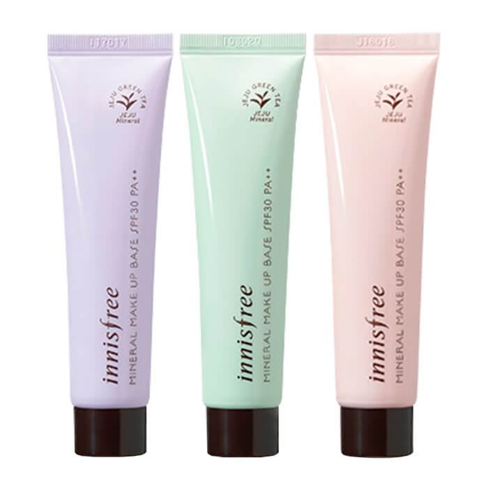 База под макияж Innisfree Mineral Make Up Base