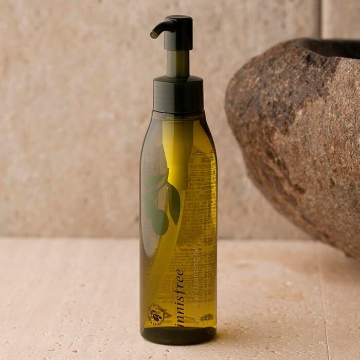 Гидрофильное масло Innisfree Olive Real Cleansing Oil