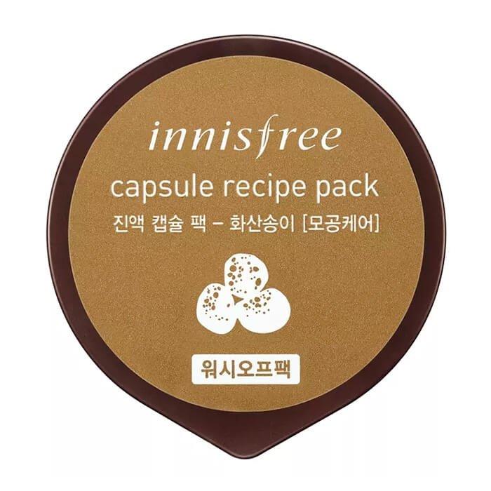 Маска для лица Innisfree Capsule Recipe Pack - Volcanic Cluster