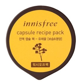 Маска для лица Innisfree Capsule Recipe Pack - Canola Honey