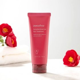 Маска для волос Innisfree Camellia Essential Hair Treatment
