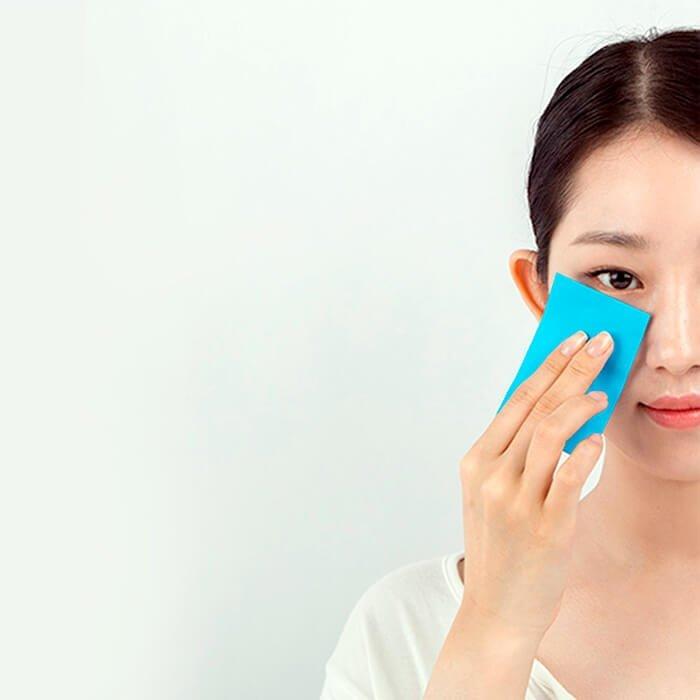 Матирующие салфетки Innisfree Beauty Tool Clear Oil Control Film
