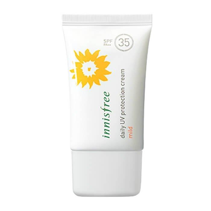 Солнцезащитный крем Innisfree Daily UV Protection Cream - Mild