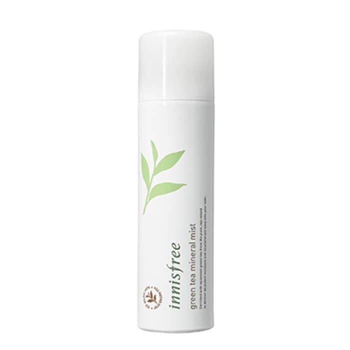 Спрей для лица Innisfree Green Tea Mineral Mist