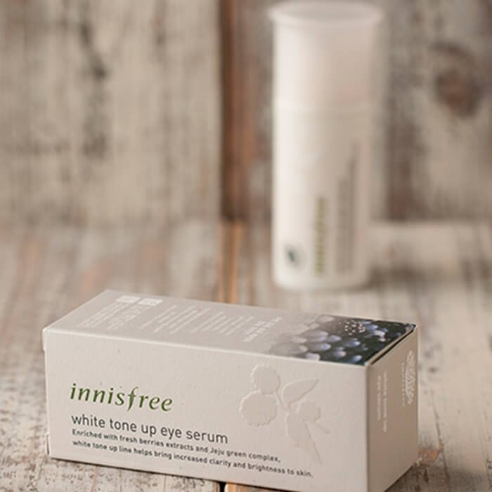 Сыворотка для век Innisfree White Tone Up Eye Serum