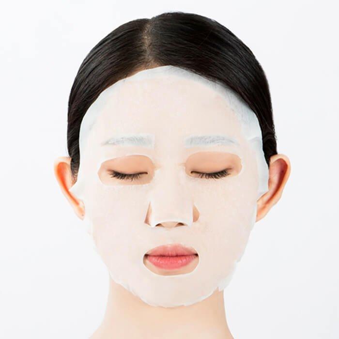 Тканевая маска Innisfree It's Real Squeeze Mask - Green Tea