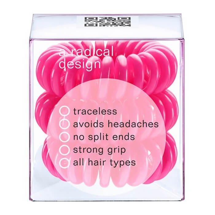 Резинка-браслет для волос Invisibobble Candy Pink