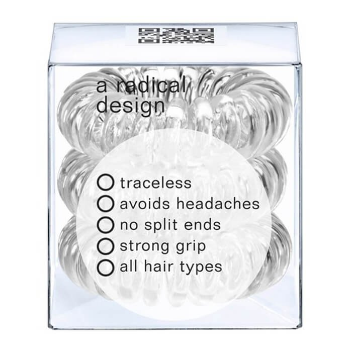 Резинка-браслет для волос Invisibobble Crystal Clear