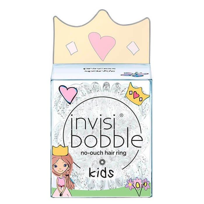 Резинка-браслет для волос Invisibobble Kids - Princess Sparkle