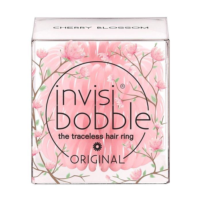 Резинка-браслет для волос Invisibobble Original - Cherry Blossom