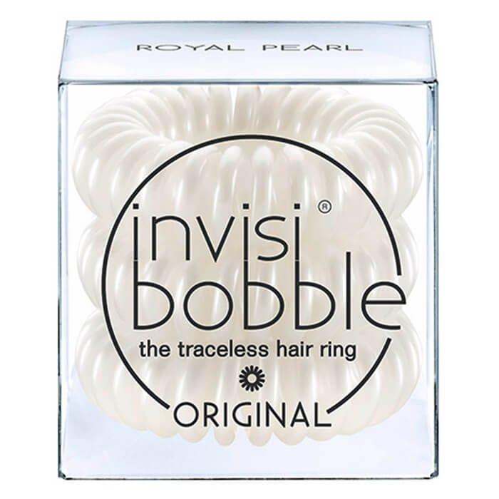 Резинка-браслет для волос Invisibobble Original - Royal Pearl