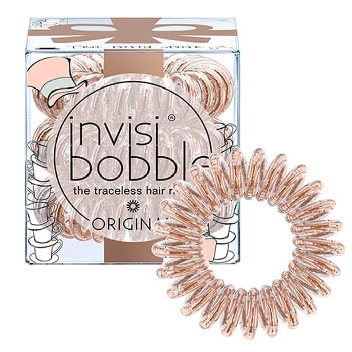 Резинка-браслет для волос Invisibobble Original - Tea Party Spark