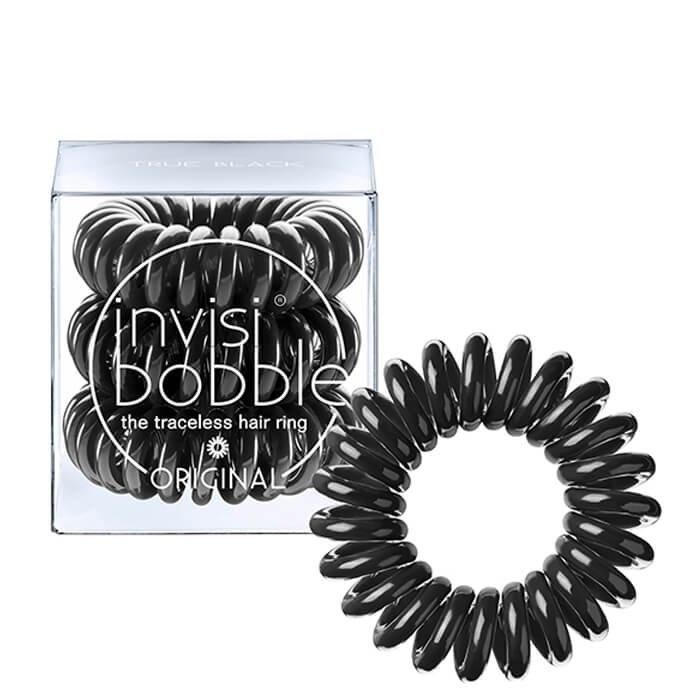 Резинка-браслет для волос Invisibobble Original - True Black