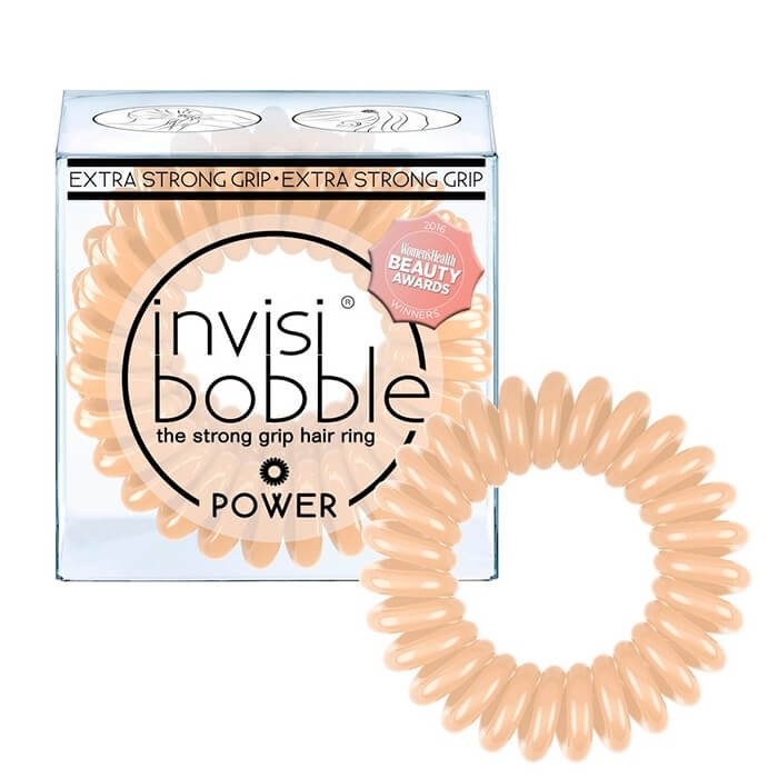 Резинка-браслет для волос Invisibobble Power - To Be Or Nude To Be