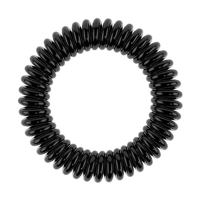 Резинка-браслет для волос Invisibobble Slim - True Black