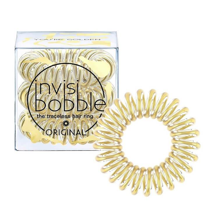 Резинка-браслет для волос Invisibobble Time To Shine - You're Golden