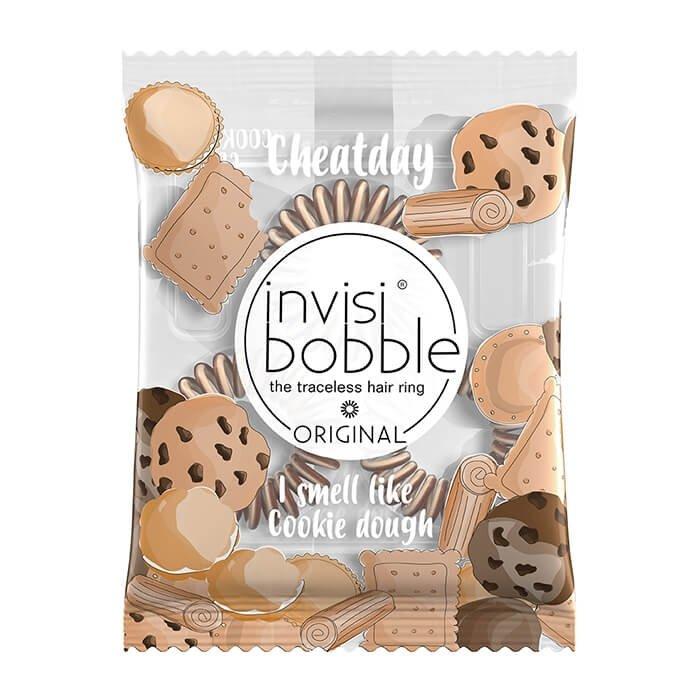 Резинка для волос Invisibobble Cheat Day - Cookie Dough Craving