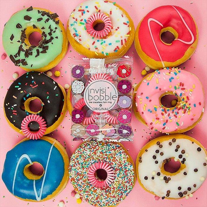 Резинка для волос Invisibobble Cheat Day - Donut Dream