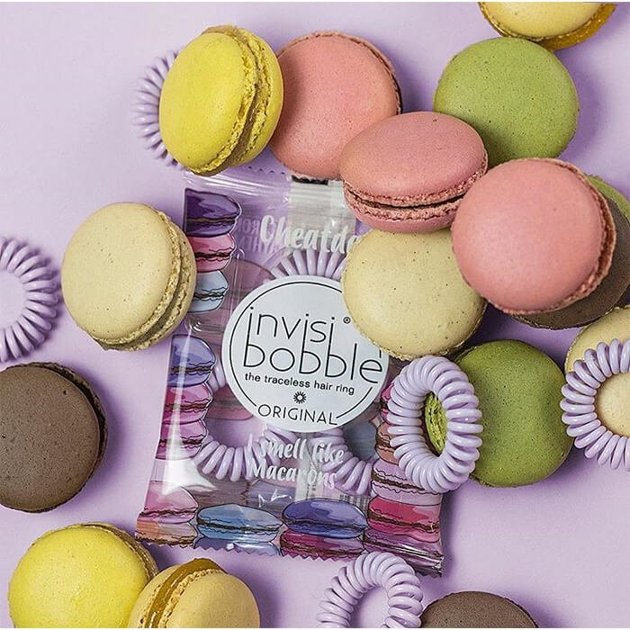 Резинка для волос Invisibobble Cheat Day - Macaron Mayhem