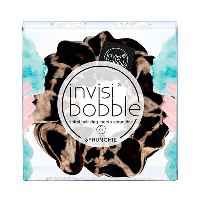 Резинка для волос Invisibobble Sprunchie - Purrfection