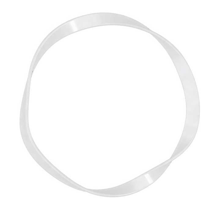 Резинки для волос Invisibobble Basic - Crystal Clear