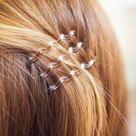 Заколка для волос Invisibobble Waver - Crystal Clear