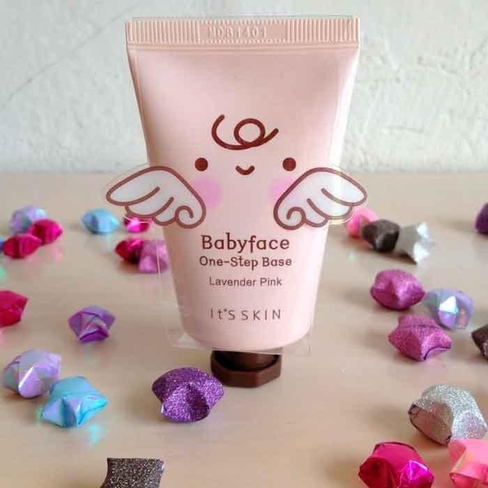База под макияж It's Skin Babyface One-Step Base