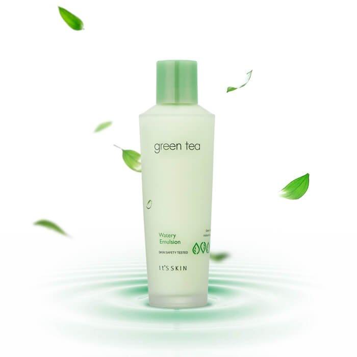 Эмульсия для лица It's Skin Green Tea Watery Emulsion