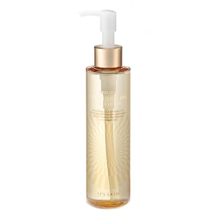 Гидрофильное масло It's Skin Prestige Cleansing Oil D'escargot