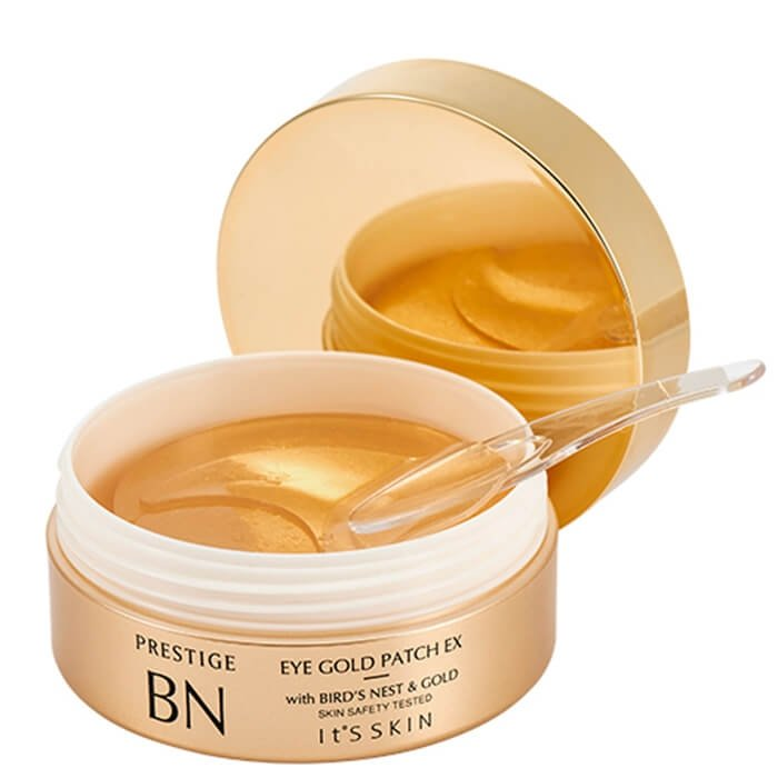 Гидрогелевые патчи It's Skin Prestige BN Gold Eye Patch EX