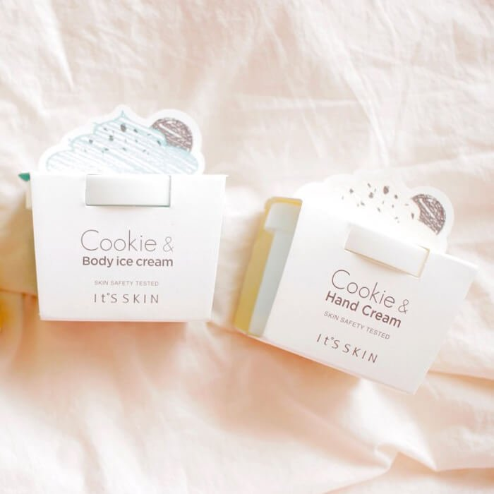 Крем для рук It's Skin Cookie & Hand Cream
