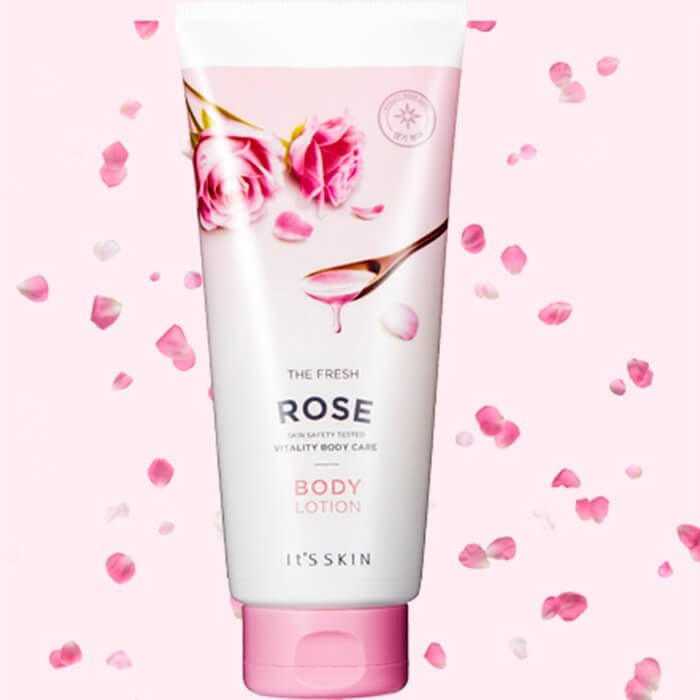 Лосьон для тела It's Skin The Fresh Rose Body Lotion