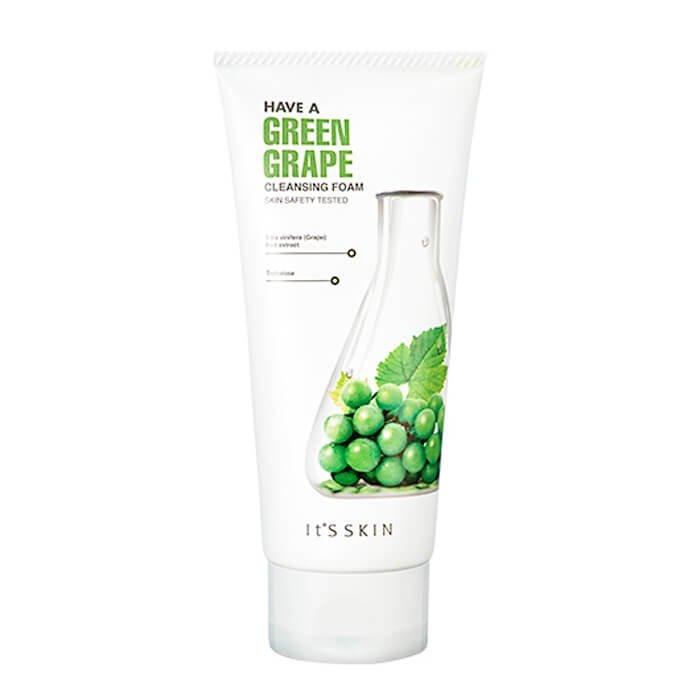 Очищающая пенка It's Skin Have a Greengrape Cleansing Foam