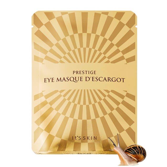Патчи для век It's Skin Prestige Eye Masque D'escargot
