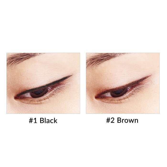 Подводка для глаз It's Skin It's Top Professional No Smudge Brush Pen Eyeliner