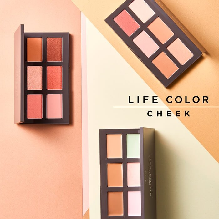 Тени для век It's Skin Life Color Palette - Eye