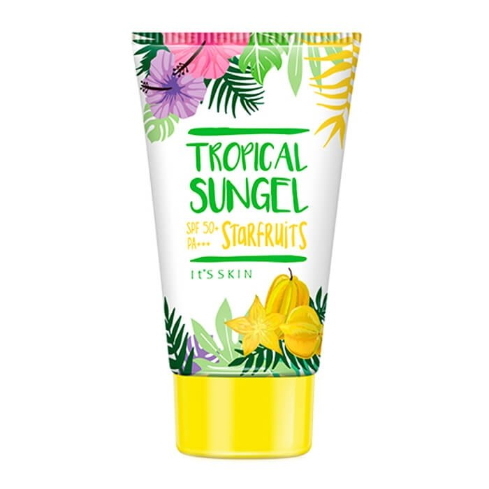 Солнцезащитный гель It's Skin Tropical Sun Gel - Starfruits