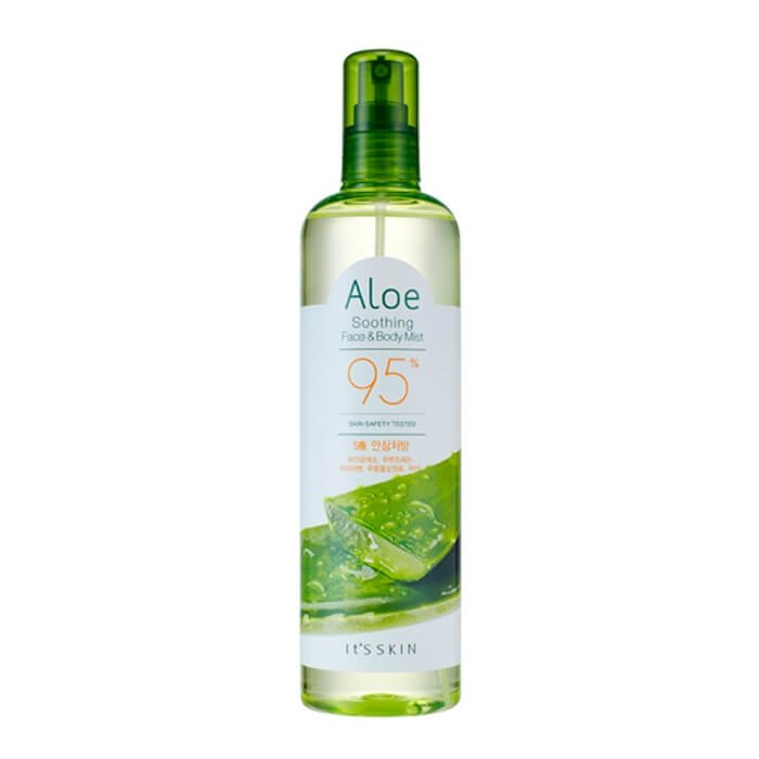 Спрей для лица и тела It's Skin Aloe Soothing Face & Body Mist 95%