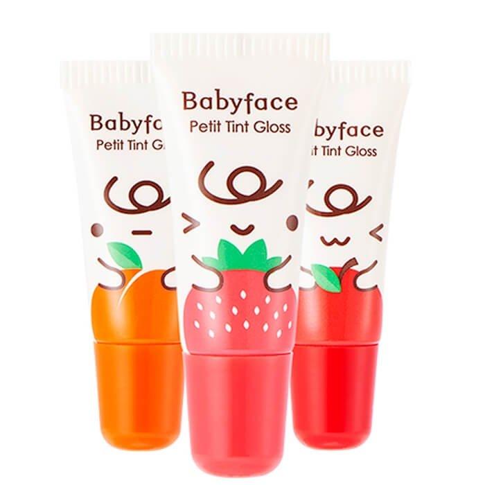 Тинт для губ It's Skin Babyface Petit Tint Gloss