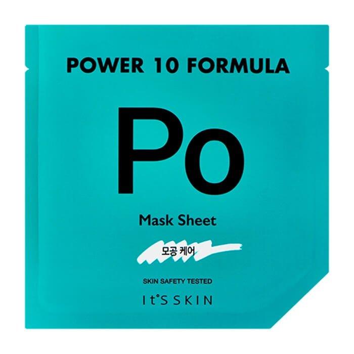 Тканевая маска It's Skin Power 10 Formula Po Mask Sheet