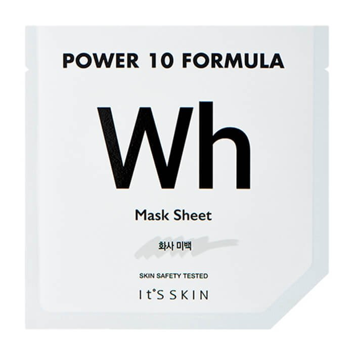 Тканевая маска It's Skin Power 10 Formula Wh Mask Sheet