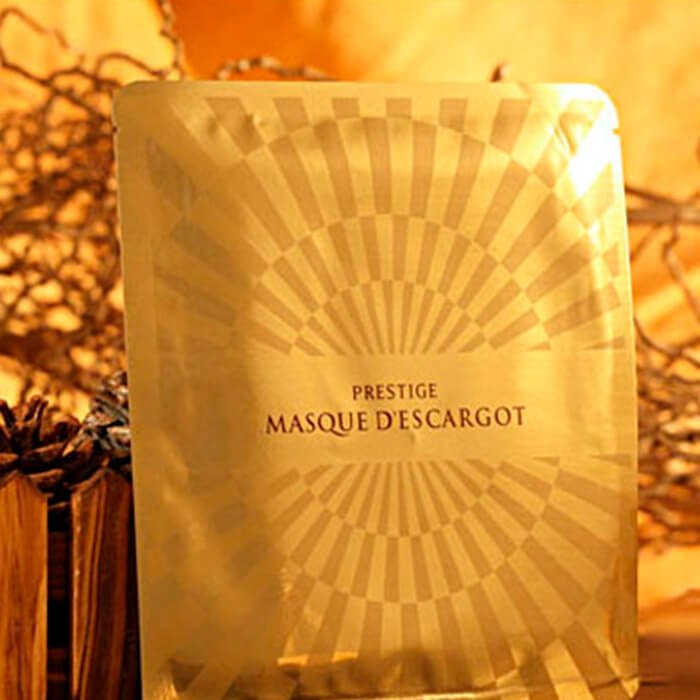 Тканевая маска It's Skin Prestige Masque D'escargot