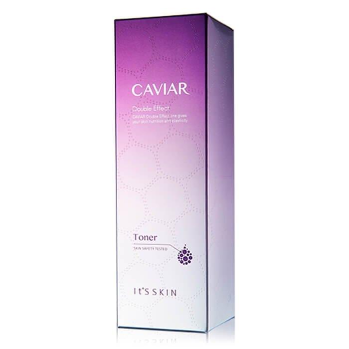 Тонер для лица It's Skin Caviar Double Effect Toner