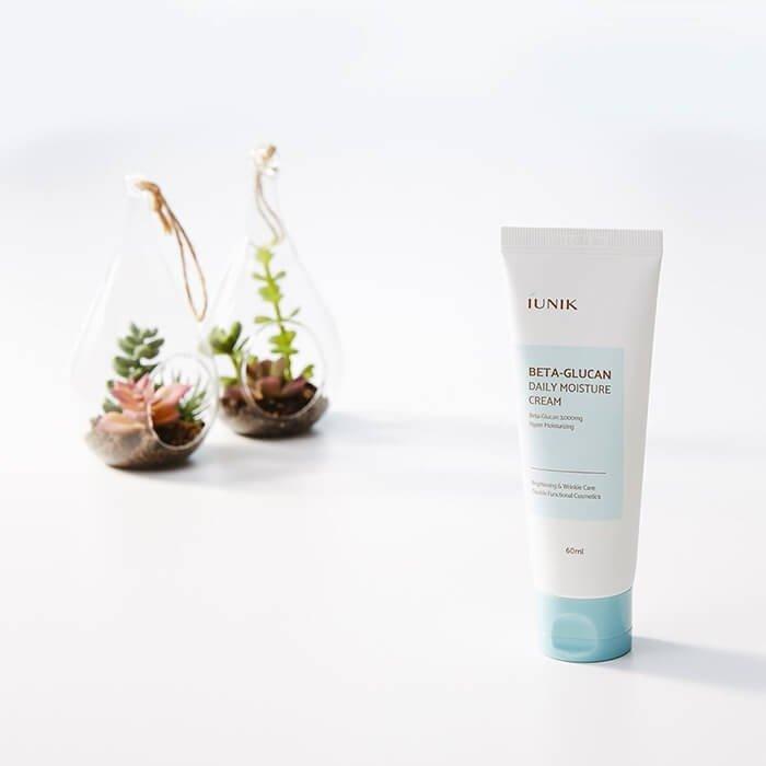 Крем для лица iUNIK Beta-Glucan Daily Moisture Cream