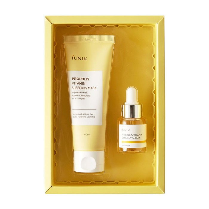 Набор для лица iUNIK Propolis Edition Skin Care Set