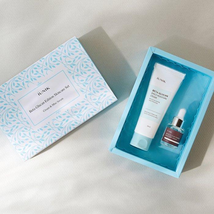 Набор для лица iUNIK Beta Glucan Edition Skin Care Set