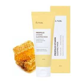 Ночная маска iUNIK Propolis Vitamin Sleeping Mask
