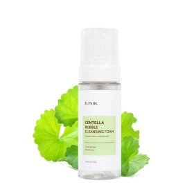 Пенка для умывания iUNIK Centella Bubble Cleansing Foam