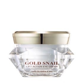 Крем для век J&G Gold Snail Lift Action Eye Cream